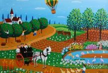 Naive Art / by Zulma Leardi