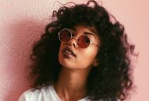 Curls / 3a - 3b // curly styles and inspiration