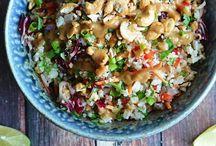 Rice/Quinoa/Cous Cous