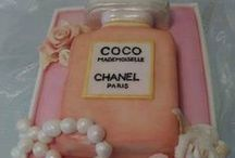 My cakes / Moje vlastní tvorba