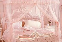♡Jolies chambres♡ / Beautiful & girly bedrooms