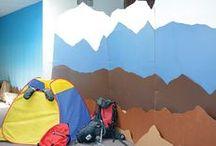 168.1 Climbing Mt Everest VBS theme / Vacation Bible School, VBS Climbing Mt. Everest theme / by Nancy King-Badran