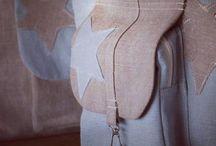 {TOUCH' DE LIN } / Créations textiles pour les enfants mais aussi pour les grands, la déco, le quotidien en pièce unique ou petites séries ESHOP :   http://touchdelin.com/