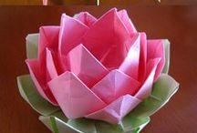Cosas con papel / Cosas realizadas con papel, cartón, etc.