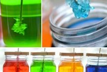 Science_Experiments / Science Experiment Ideas, Lesson Plans & Resources  / by Nancy King-Badran