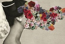 COLLAGES / by Andrea Lins