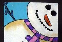 January Fun / Classroom Ideas for January: DIY, activities, decor and more.