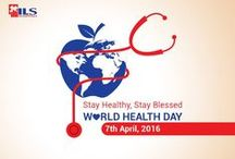 ILS Hospitals / Promote good health, prevent disease and facilitate early diagnosis & treatment
