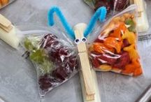 Food and Snacks / Students love to eat in the classroom so these are sure to be a hit! Fun ways to eat snacks in the classroom and learn with food!
