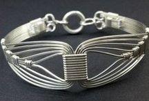 Sterling Silver 925 Bracelets for Skinny Wrsits / Sterling Silver 925 bracelets for small wrists
