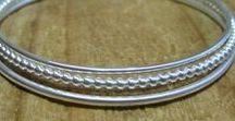 Bangles for Skinny Wrists / Bangle bracelets for thin wrists