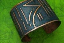 Cuff Bracelets for Skinny Wrists / Cuff bracelets for women who have small wrists.