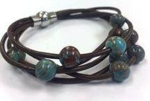 Beaded Bracelets for skinny Wrists / Beaded bracelets for petite wristed women