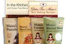Gluten Free Mama's Products  / Gluten Free Mama  Zero Gluten, 100% Tasty   Enjoy Mama's products at a store near you, on Amazon.com, azurestandard.com or on my website www.Glutenfreemama.com  Click buy online.  All of Mama's products are gluten, soy and dairy free.  We use GMO free ingredients and are in the process of being certified GMO Free through the GMO Project.    Mama's products are Certified Gluten Free through the Celiac Sprue Association.  Www.csaceliacs.org.  Tested at less than 5ppm.    Recipes on back of package