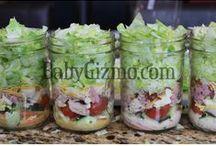 Soup & Salad! / by Bailey Pihera