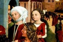 Re-enactment : 11th C to 16th C / Stuff that needs further looking into... / by Gunvor Vinje