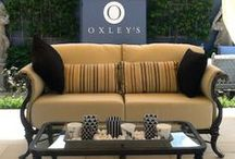 Oxley's Luxor Range / Our beautiful Luxor range, inspired by ancient Egyptian artefacts.