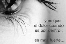 Cosas de la vida / Mis pensamientos, sensaciones y sentimientos.  / by Mayte Villares