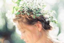 * flower crown inspiration *