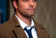 CASTIEL ANGEL OF THE LORD / My favorite tv character,  he saved me from perdition