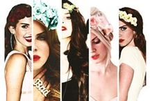 ♚Lana Del Rey ♚ / I believe in the person i wanna become  - Lana Del Rey ♫