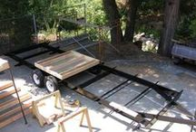 Trailer / Tiny house trailers