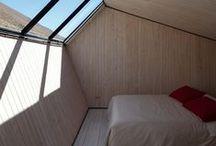 Bedroom / Tiny house bedroom