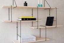 Storage / Tiny house storage options