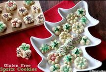 Gluten Free Christmas / All the recipes you could ever want for a perfect Gluten Free Christmas!