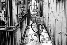 Streets / Streets & urban landscape inspiration