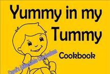 CAC Cookbooks / Carol's Affordable Curriculum Cookbooks designed especially for children.