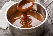 Mes envies de sucrés... / Une envie folle d'un bon gâteau au CHOCOLAT, de DESSERTS minute...qui monte en vous sans prévenir ?  Alors, vous êtes au bon endroit :)  Pures plaisirs de gourmandises à partager avec soi-même !