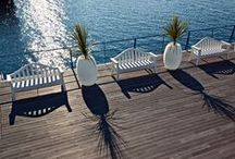 Just singing in the rain - Outdoor design / Outdoor design products that love sunny days, but aren't afraid of the rain.