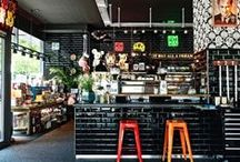 Cafe Design / Welcome to the cafe wonderland