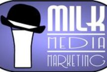 Milk Media Marketing / Some updates and information about our company