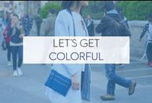 Lets get colorful.