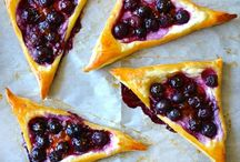 Puff pastry - sweet