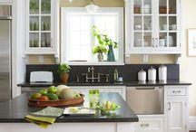 Bydleni - kuchyně, obývák
