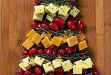 Inspirace jídlo - zima, Vánoce