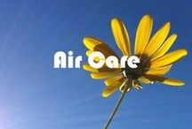 Air Care / A spritz, a spray to clear your brain. Diffuse, amuse, delight your nose. A vernal breeze to bathe the air: floral purity. Care for your air. Breathe easy. Diffusers, salt inhalers, candles and incense from Living Libations