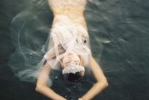 * water boudoir portrait  *
