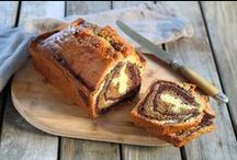 Goûter / Oubliez les gâteaux, biscuits industriels et osez les faire maison...  http://www.750g.com/recettes_fait_maison.htm #750g #750grammes #faitmaison #homemade