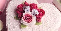 Bolos Casamento / Bolos de noivado, chá de panela, casamento