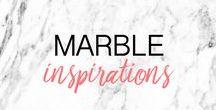 MARBLE INSPIRATION ▲ inspiration marbre, tendances, idées, moodboard / Que du marbre: Inspiration, objets, déco, idées, tendances, moodboard Only marble : inspirations, objects, ideas, trends