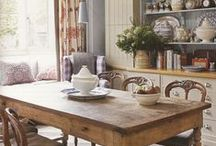 Home - My Dream Country Kitchen / Every variety of country kitchen you could imagine.