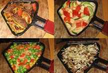 Raclette Recipes / Raclette ideas, raclette recipes, raclette cheese, raclette grills, and wish list! #raclette #raclette-recipes #raclette-grill #raclette-cheese