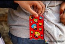 Phone Cases/Covers / Cases for iPhone and Nexus Phones by The Elephant Company