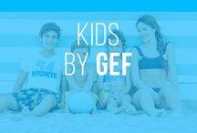Kids  by Gef