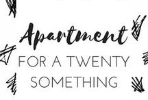 APARTMENT FOR A 20 SOMETHING