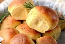 Breads, Rolls, and Dough / A collection of the best bread and dough recipes--from quick breads to dinner rolls, to pretzel dough.